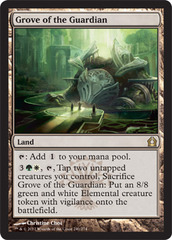 Grove of the Guardian - Foil