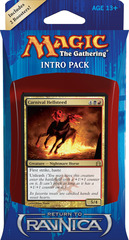 Return to Ravnica Intro Pack - Rakdos Raid on Channel Fireball