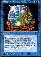 Energy Flux