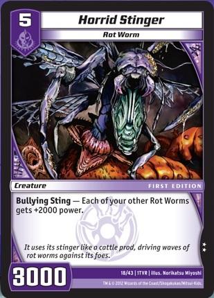 Horrid Stinger
