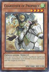 Charioteer of Prophecy - REDU-EN019 - Common - Unlimited Edition