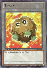 Orange Kuriboh Token - LC03-EN007 - Ultra Rare - Limited Edition
