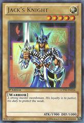 Jack's Knight - LCYW-EN016 - Ultra Rare - 1st Edition