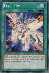 Level Up! - LCYW-EN207 - Common - 1st Edition