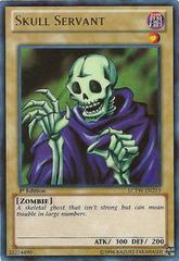 Skull Servant - LCYW-EN219 - Ultra Rare - 1st Edition