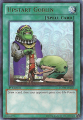 Upstart Goblin - LCYW-EN265 - Ultra Rare - 1st Edition