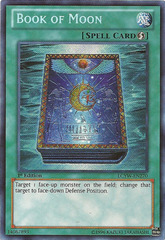 Book of Moon - LCYW-EN270 - Secret Rare - 1st Edition