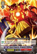 Sword Emperor, Dragonic Valblade - PR/0011EN - PR