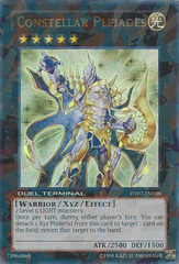Constellar Pleiades - DT07-EN038 - Ultra Parallel Rare - Duel Terminal on Channel Fireball