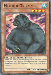 Mother Grizzly - SDRE-EN021 - Common - 1st Edition on Channel Fireball