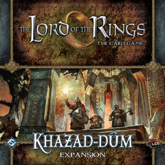 The Lord of the Rings: The Card Game 1-7 Khazad-dûm