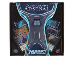 Commander's Arsenal on Channel Fireball