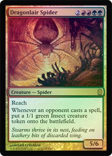 Dragonlair Spider - Foil