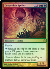 Dragonlair Spider on Channel Fireball