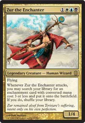 Zur the Enchanter (Oversized) on Channel Fireball