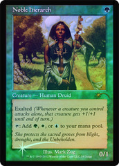 Noble Hierarch (Judge Foil) on Channel Fireball