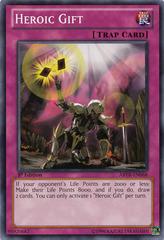 Heroic Gift - ABYR-EN068 - Common - 1st Edition