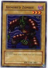 Armored Zombie - MRD-013 - Common - 1st Edition