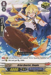 Drive Quartet, Shuplu - EB02/032EN - C on Channel Fireball