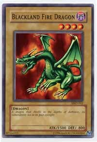 Blackland Fire Dragon - MRD-062 - Common - 1st Edition