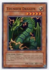 Thunder Dragon - MRD-097 - Common - 1st Edition