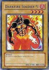 Darkfire Soldier #1 - PSV-043 - Common - 1st Edition on Channel Fireball