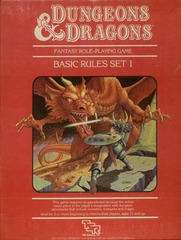 D&D Basic Set (Red Box)