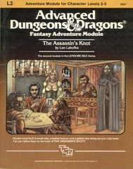 AD&D - L2 - The Assassin's Knot 9057