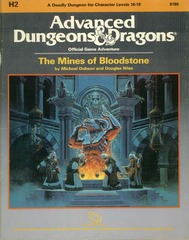 AD&D: H2 The Mines of Bloodstone 9168
