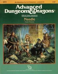 AD&D I11: Needle 9187