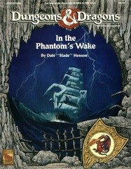 In the Phantom's Wake