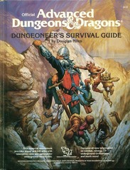 AD&D - Dungeoneer's Survival Guide 2019 HC