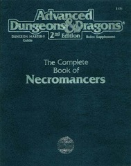 AD&D2 - The Complete Book of Necromancers 2151