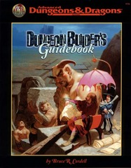 AD&D - Dungeon Builder's Guidebook 9556