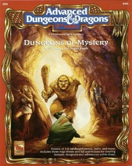 AD&D 2E - Dungeons of Mystery 9365