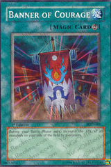 Banner of Courage - PGD-089 - Common - 1st Edition
