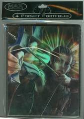 Max Protection Elf Archer 4-Pocket Portfolio