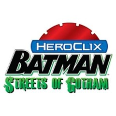 Batman: Streets of Gotham Booster Display
