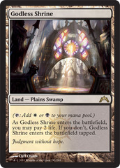 Godless Shrine - Foil on Channel Fireball