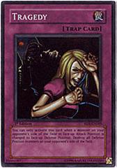 Tragedy - RDS-EN049 - Super Rare - 1st Edition