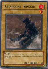 Charcoal Inpachi - SOD-EN001 - Rare - 1st Edition on Channel Fireball