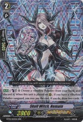 Skull Witch, Nemain - BT04/003EN - RRR on Channel Fireball