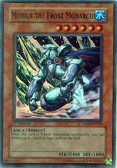 Mobius the Frost Monarch - SOD-EN022 - Super Rare - 1st Edition