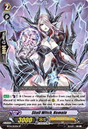 Skull Witch, Nemain - BT04/S03EN - SP on Channel Fireball