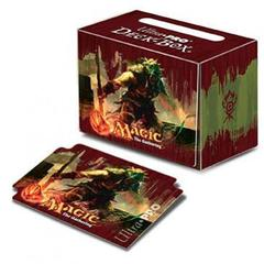 Gatecrash Skarrg Side Load Deck Box for Magic
