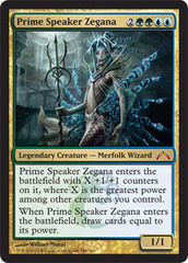 Prime Speaker Zegana - Foil on Channel Fireball
