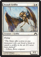 Assault Griffin on Channel Fireball