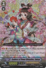 Goddess of Flower Divination, Sakuya - TD04/002EN on Channel Fireball