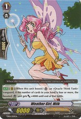 Weather Girl, Milk - TD04/009EN on Channel Fireball