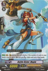 Battle Sister, Maple - TD04/010EN on Channel Fireball